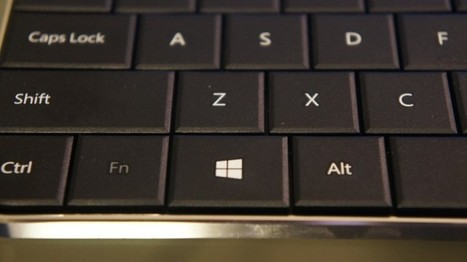 Los mejores atajos de teclado para Windows 8 | Mouse Mischief (power point) | Scoop.it
