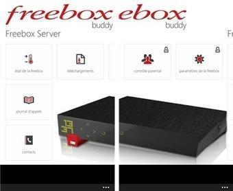 Freebox Buddy, une nouvelle app Freebox pour Windows Phone - FreeNews | Tout savoir sur l'actualité Windows Phone ! | Scoop.it