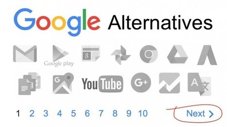 The Best Google Alternatives For Search and Everything Else | Digital Marketing News | Scoop.it