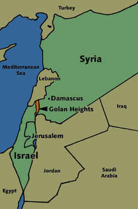 Israel has granted oil exploration rights inside Syria, in the occupied Golan Heights - David Icke Website | SecureOil | Scoop.it