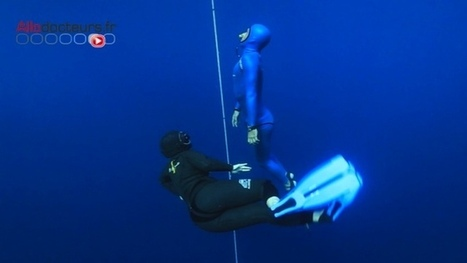 Plongée : percer les mystères de l'ivresse des profondeurs - allodocteurs   La plongée sous-marine   Scoop.it