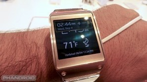 First 12 Samsung Galaxy Gear apps revealed, 70 total promised down the line | tecnoloegy | Scoop.it
