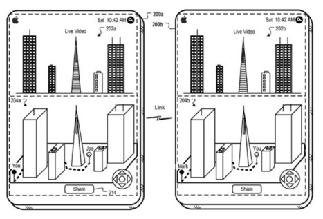 New Apple Patent Includes Augmented Reality... | We love AR | Scoop.it
