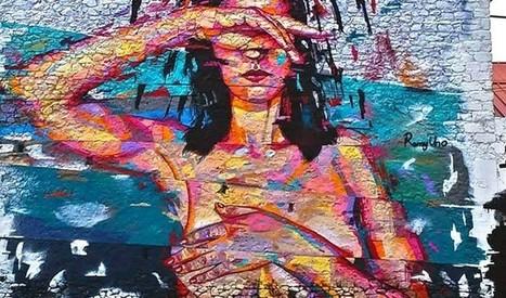 ToutMa | Le Street-Art s'invite aux Puces. Exposition de la galerie Saint Laurent jusqu'au 30 août. | Passage & Marseille | franco-allemand | Scoop.it