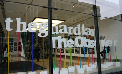 Study: The Guardian is UK's most tweeted newspaper site on Twitter | Convergence Journalism | Scoop.it