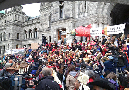 Canadian Government Continues to Choose Dirty Energy Over Democracy   EcoWatch   Scoop.it