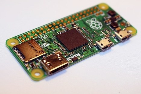 Raspberry Pi Zero already sold out, says 'amazed' founder | Raspberry Pi | Scoop.it