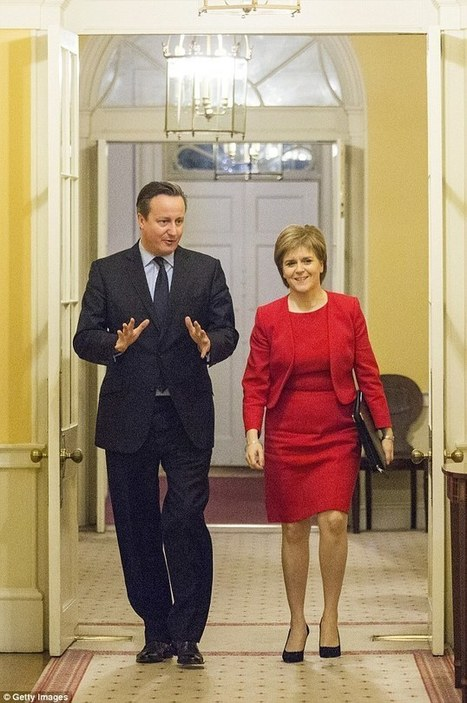 Sturgeon warns PM he won't be able to pull off 'project fear' again | My Scotland | Scoop.it