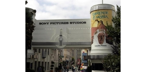 Sony va faire moins de cinéma et plus de télévision - Challenges.fr | Histoire de la télévision 3°7 | Scoop.it