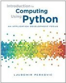 Introduction to Computing Using Python: An Application Development Focus - Free eBook Share | bags | Scoop.it