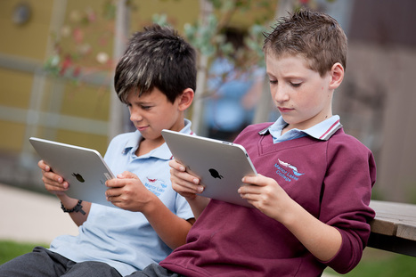 iPads for Education | Case Studies | Manor Lakes P-12 Specialist College | iPads for the Bribie Cluster | Scoop.it