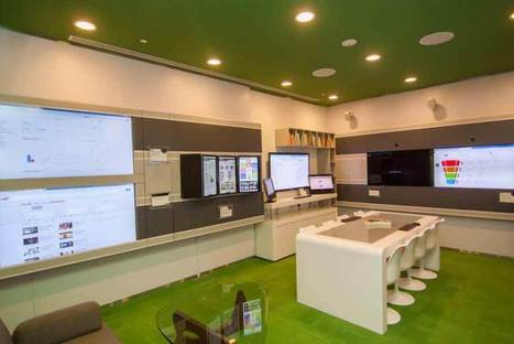 Inside Unilever's real-time command centre in Singapore | Digital Hotpot | Scoop.it
