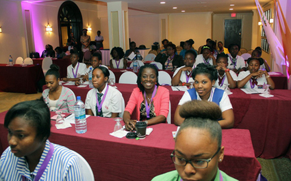 Attorney General Maynard-Gibson Urges Female Students to Get into the ICT Field | Women & Girls in ICT | Scoop.it