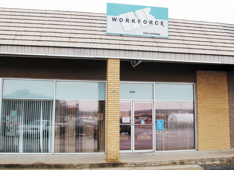 Workforce Center aids in job search - Tahlequah Daily Press | Rising Industries | Scoop.it