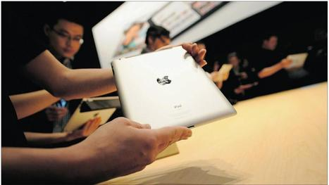 New iPad announcement has app developers scrambling | iPads in Education Daily | Scoop.it