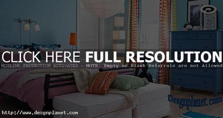 Attractive Creation of IKEA Bedroom by the Artists and Interior Decorators in a house - Home Decorations | Travel and Tour | Scoop.it