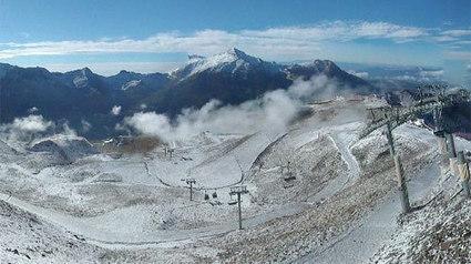 Neige le 11 octobre 2013 Alpes Jura Massif Central | Location de Ski en France | Scoop.it