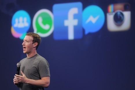 Pour Facebook, l'intelligence artificielle passe par l'Europe   Post-Sapiens, les êtres technologiques   Scoop.it