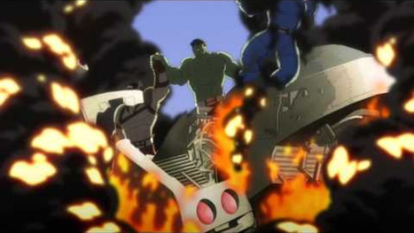 Here's the first smash-happy trailer for Hulk and the Agents of SMASH   Cartoons for Kids   Scoop.it