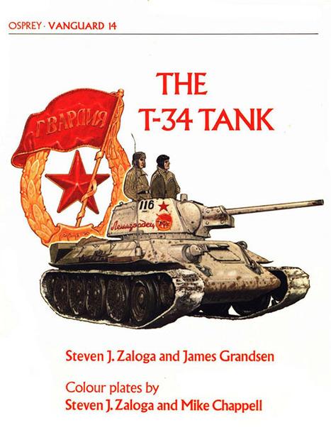 The T34 Tank – VANGUARD 14   History Around the Net   Scoop.it