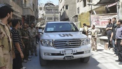 UK puts forward Syria UN proposal | Bending Intel | Scoop.it