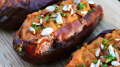 A Very Sweet (Potato) Thanksgiving: 3 Creative Recipes For Your ... | Cooking With Coca-Cola® | Scoop.it