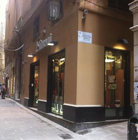Affittasi Genova, Via Luccoli, 31/33   Proposte Commerciali Lispa Cavour Immobiliare S.p.a.   Scoop.it