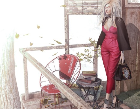 E S C A P E | 亗  Second Life Fashion Addict  亗 | Scoop.it