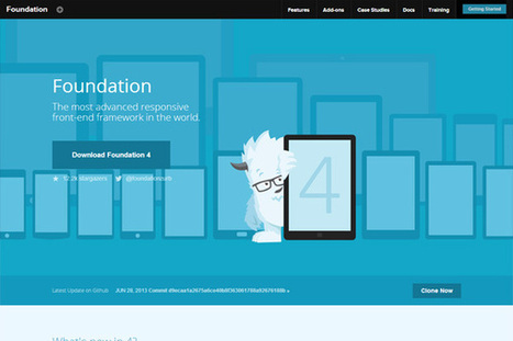 10 Best Responsive HTML5 Frameworks | Linguagem Virtual | Scoop.it