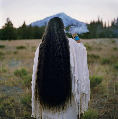 White Wolf: Elders talk about the significance of long hair in Native American Cultures (Videos) | Education | Scoop.it