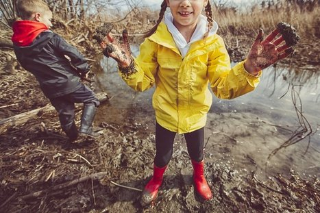 Five Dirty Habits to Encourage in Your Kid | eParenting and Parenting in the 21st Century | Scoop.it
