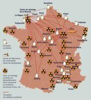 Action contre les transports de matières nucléaires et pour la fermeture du site du Tricastin - . | # Uzac chien  indigné | Scoop.it