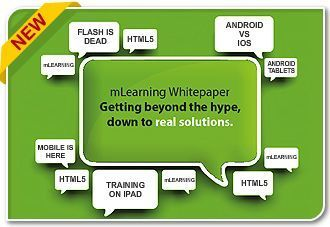 Mobile Learning White Paper - Getting Beyond the Hype Down to Real Solutions | eNyota Learning | Instructional Design for eLearning, mLearning, and Games | Scoop.it