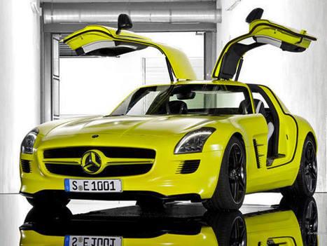 Os carros verdes mais legais de 2011 - Meio Ambiente e Energia - EXAME.com   Meio ambiente   Scoop.it