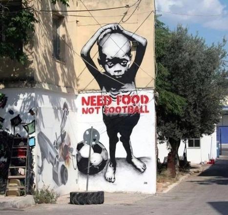 World Street Art (WSABE_fr) sur Twitter | Elaboraciones humanas | Scoop.it