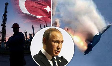 CNA: Turquía se acerca a Rusia. Edogán se verá con Putin el 9 de Agosto | La R-Evolución de ARMAK | Scoop.it
