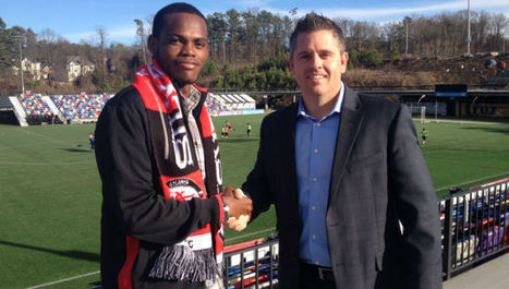 Silverbacks NASL: Silverbacks Sign CONCACAF's Top World Cup Qualifying Scorer - Belizean, Deon McCaulay | Travel - Traditions, Culture, Foods and Places | Scoop.it