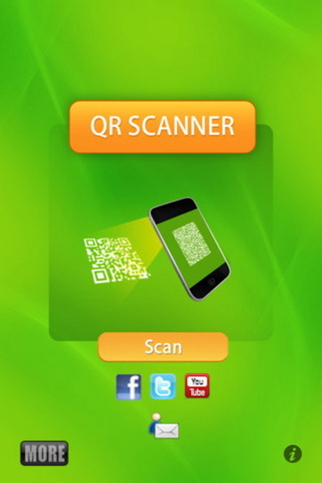 6 Free Barcode & QR scanner apps For Your iPhone | QR Codes | Scoop.it