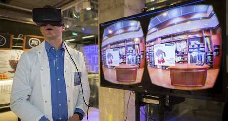 Facebook, Samsung, Microsoft: les géants de la tech à l'assaut de la réalité virtuelle | Clic France | Scoop.it