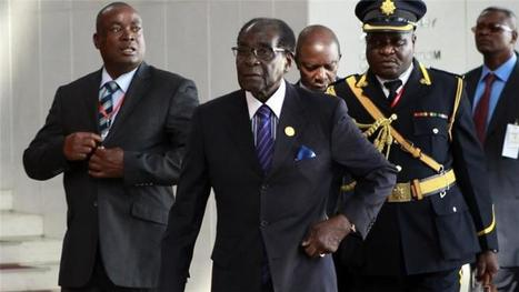 Robert Mugabe shrugs off concern about new African role | Africa | Scoop.it