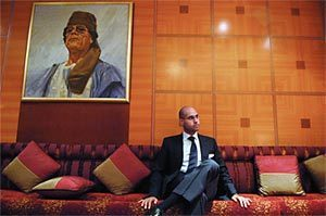 Seif al-Islam Gaddafi and the Fight behind the Scene over His Fate | Saif al Islam | Scoop.it