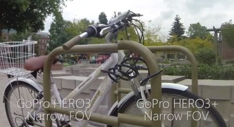 Comparatif: GoPro Hero3 vs GoPro Hero3+ - Brain de Geek | Geeks | Scoop.it