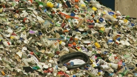 Recycled glass piles up - Montreal - CBC News | Barcode Recycler Weekly | Scoop.it