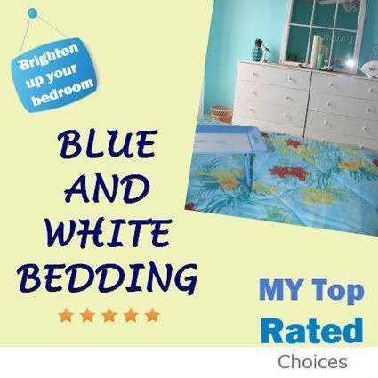 Blue and White Bedding | LillyJake | Blue and White Bedding | Scoop.it
