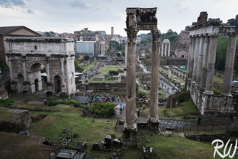 The Heart of Ancient Rome | Fall of the Roman Empire | Scoop.it