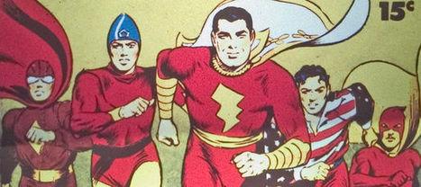 Le musée virtuel du comics américain propose 15 000 bd en téléchargement gratuit et légal | TIC et TICE mais... en français | Scoop.it