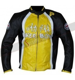 Biker Boyz Derek Luke (Kid) Jacket | Motorcycle Leather Jackets For Men and Women | Scoop.it