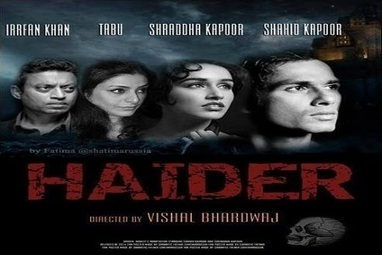 Haider Movie Trailer  Shahid Kapoor   Shraddha Kapoor   Getwaypages   Bollywood   Scoop.it