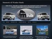Airport transportation in Mammoth Lakes | Develop Links | Mammoth All Weather Shuttle | Scoop.it