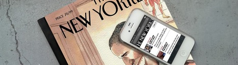 Inside The New Yorker's digital strategy - Digiday   The new media landscape   Scoop.it